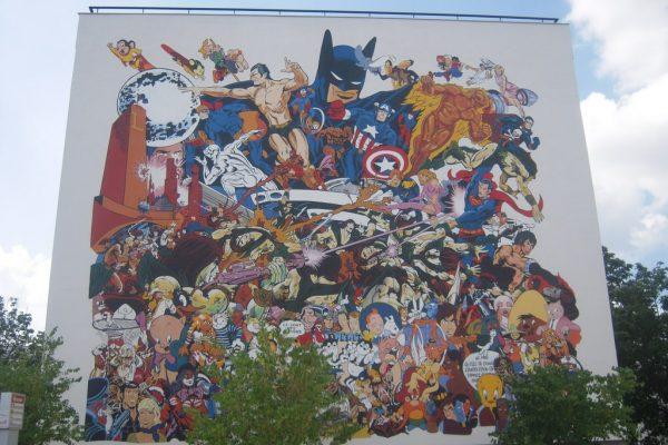 Angoulême, capitale de la bande dessinée