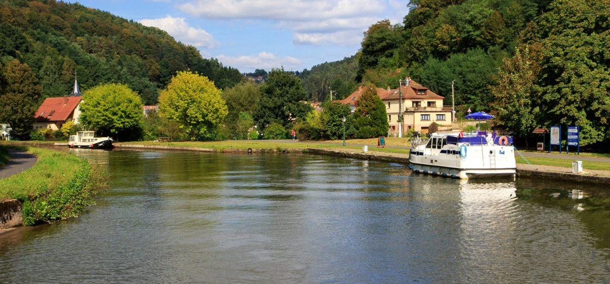 Languimberg—Port du Houillon