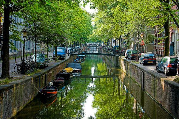 Amsterdam, capitale touristique des Pays Bas