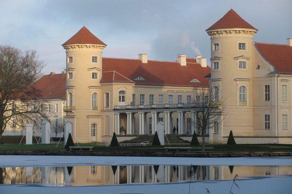 Le château de Rheinsberg