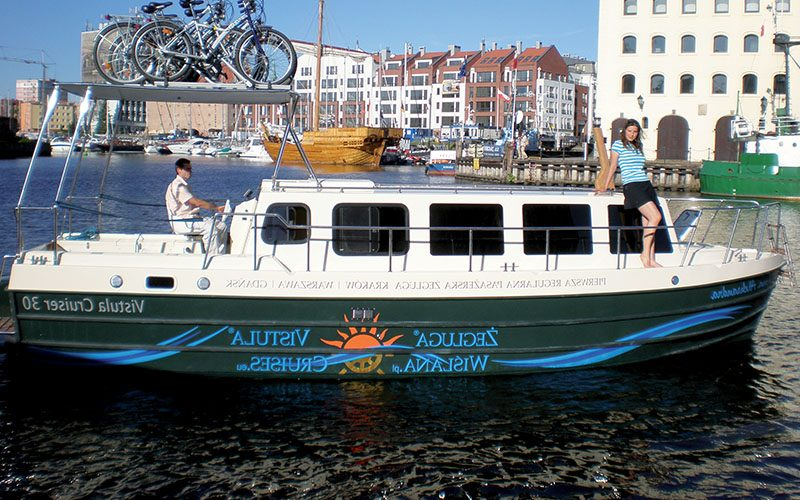 Vistula Cruiser 30